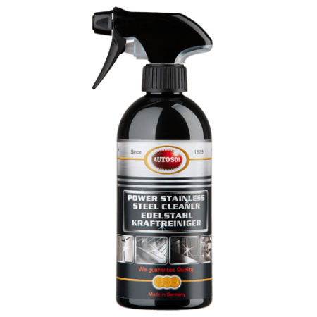 Power Stainless Steel Cleaner
