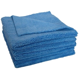 Microfiber cloth WAXX 40 x 40 cm blue (5 pcs)