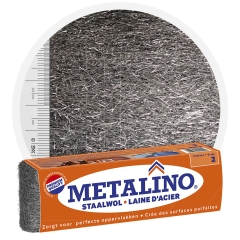 Metalino Steel Wool 2 MEDIUM COARSE