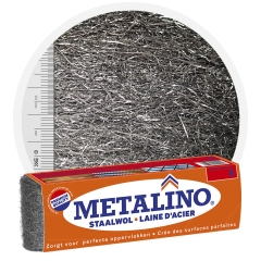 Metalino Steel Wool 4 EXTRA COARSE