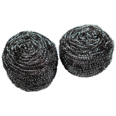 Spiral sponge stainless steel 100 grams