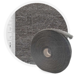 Stainless Steelwool MEDIUM - roll 5kg