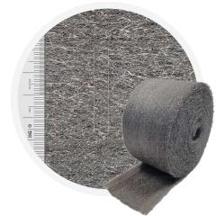 Stainless Steel Wool 1.4113 normal 200 mm - 70 μm, ± 850 gr/m2